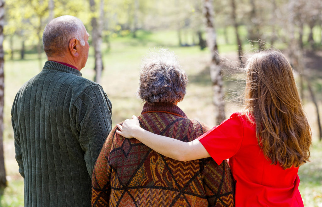 family / caregivers